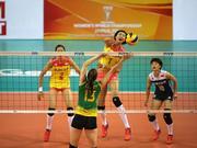 澳媒不满被中国女排打25比6:进亚洲让中国人羞辱
