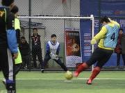 视频-五人制足球精彩扑救 你们尽管射能进算我输