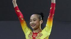 范忆琳:世锦赛金牌让我增加信心 希望再发展难度