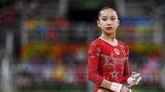第二金!体操世锦赛范忆琳高低杠卫冕 罗欢第七
