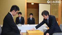 日本阿含桐山杯落幕 18岁小将击败高尾绅路夺冠