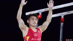 2017体操世锦赛冠军榜:中国两人新科世界冠军