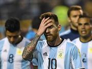 """会有""""幕后黑手""""把梅西保进世界杯吗?"""