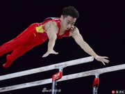 邹敬园师从陈一冰冯喆恩师 儿时已想拿奥运金牌