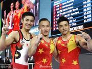 体操男队东京奥运阵容已成型 世界名将威风不减