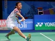 羽球世青赛团体赛中国摘四连冠 历史第12次捧杯