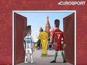为什么C罗比梅西更接近世界杯?阿根廷的命与病