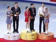 赵宏博:我相信金博洋的实力 女单冰舞仍是短板