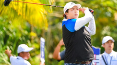 冯珊珊蓝湾赛赢LPGA第9冠 成中国首个世界第一!