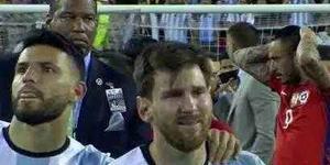 中国球迷三大情怀 意大利走了 明年尝梅西眼泪?