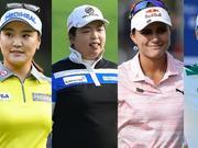LPGA总决赛打响 冯珊珊柳箫然朴城炫决战5大奖项