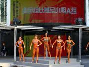视频-高潮升级!健体大赛型男靓女实力上线角逐
