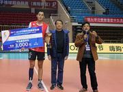 刘向东获单场最佳球员 于垚辰:队伍整体比较团结