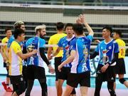视频集锦-男排联赛第4轮 上海3-1逆转山东夺3连胜
