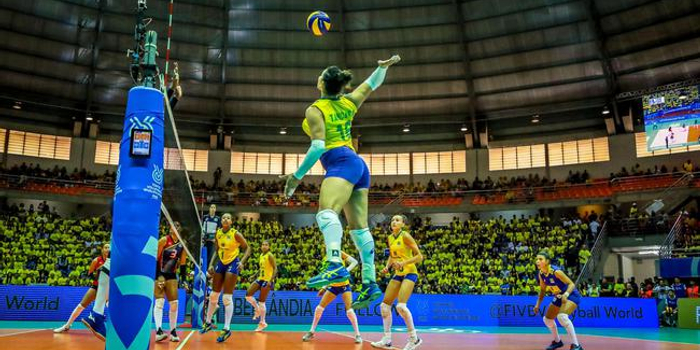奧運資格賽巴西女排3-2多米尼加 晉級東京奧運會