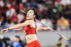 世锦赛女子标枪刘诗颖吕会会摘银铜 澳女将逆转夺冠