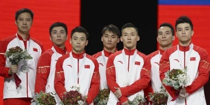 對手進步明顯 中國體操徘徊低谷還是觸底反彈
