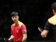 中乒跑马龙4-1胜于樊振东方称王 国乒接包5项冠军