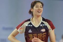 李盈莹揭秘天津女排夺冠关键 王指带队精神不能丢