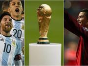 梅罗能否在世界杯来个了断?两人都有难关要闯