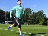 威尔希尔回到阿森纳训练 但俱乐部不可能签下他