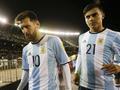 尤文10号评论梅西惹阿根廷主帅不满!要遭弃用