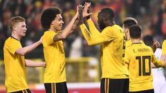FIFA排名:德国巴西仍居前二 比利时升入前三