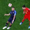 FIFA排名:法国比利时并列第一 25年来头一遭