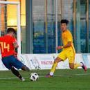 U17國足紅隊1-7不敵西班牙U18 建業小將曾進扳平球