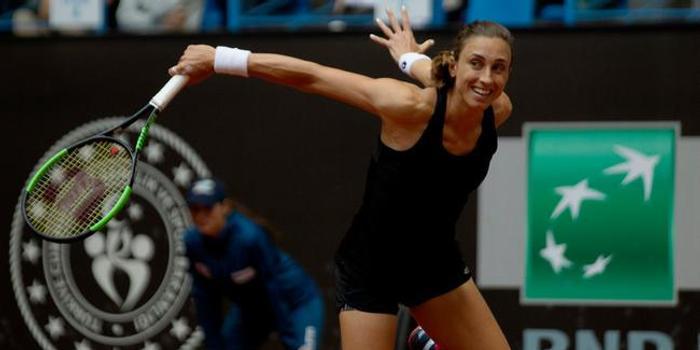 伊斯坦布尔赛6号种子逆转捷克新星 斩获生涯首冠