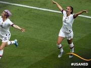 世界杯-老兵破局穿金靴 美国女足2-0荷兰强势卫冕