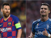 梅西C罗冲击人类极限!谁会是史上进球最多的人