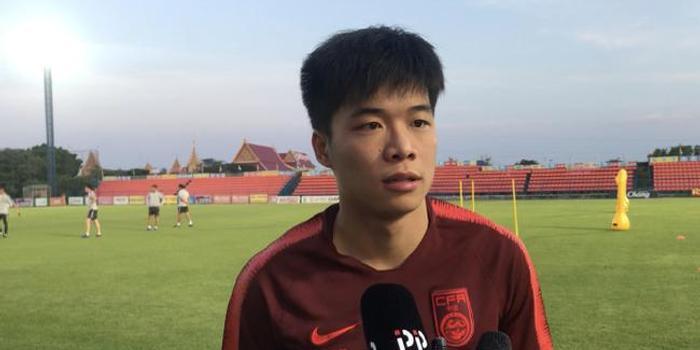 段劉愚:國奧全隊精神面貌不錯 訓練強隊比俱樂部高