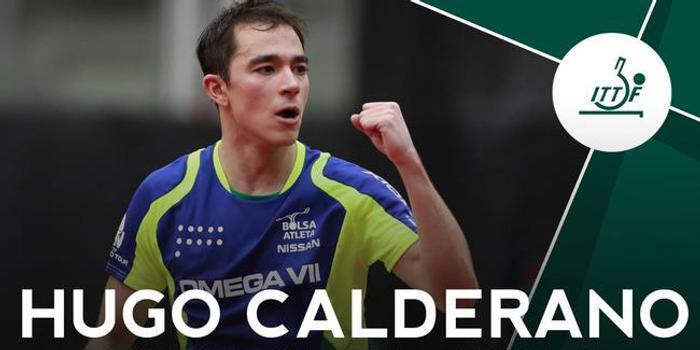 巴西之光雨果的乒乓之路 他渴望成为奥运冠军