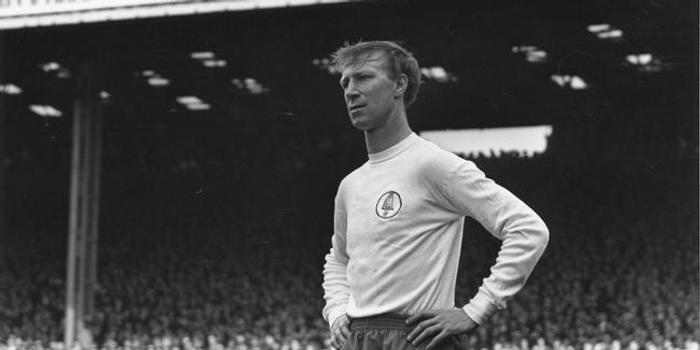 英格兰世界杯冠军成员杰克