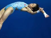 陈芋汐:体操队长大的编外选手 高磊吴敏霞是偶像