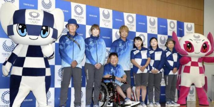 东京奥运会发布官方志愿者制服 兼顾实用和时尚