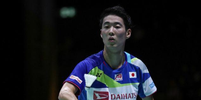 韩国大师赛常山干太2-0击败陆光祖 决赛将战林丹