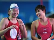 世锦赛中国游泳多点开花 群雄明星涌现各领风骚