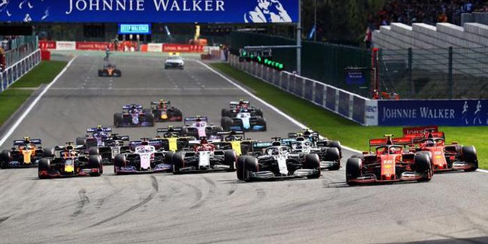 F1比利时站:勒克莱尔夺生涯首冠
