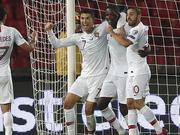 欧预赛-C罗进球 曼城大将传射 葡萄牙4-2夺首胜