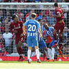 英超-利物浦4-0大胜 锁定欧冠资格