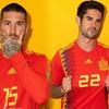 西班牙发布将帅官方写真肖像照
