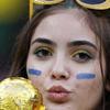 世界杯赛场美女盘点
