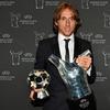莫德里奇荣膺欧洲最佳球员 破梅罗垄断