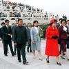 女王到小贝 这40年变化的中国