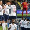 欧预赛-切尔西红星2球1助 斯特林传射 英格兰5-1