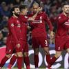 欧冠-萨拉赫马内传射 利物浦4-1客胜双杀晋级4强