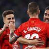 西甲-武磊替补出场 西班牙人补时丢球1-1三连平