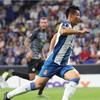 欧联杯-武磊打满全场屡造威胁 西班牙人1-1主场平
